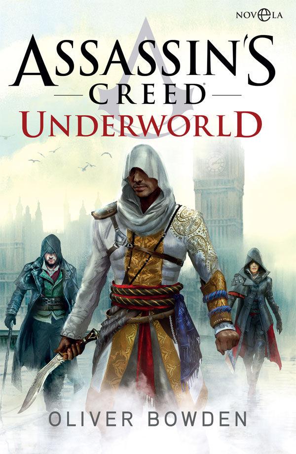 Assassins creed underworld