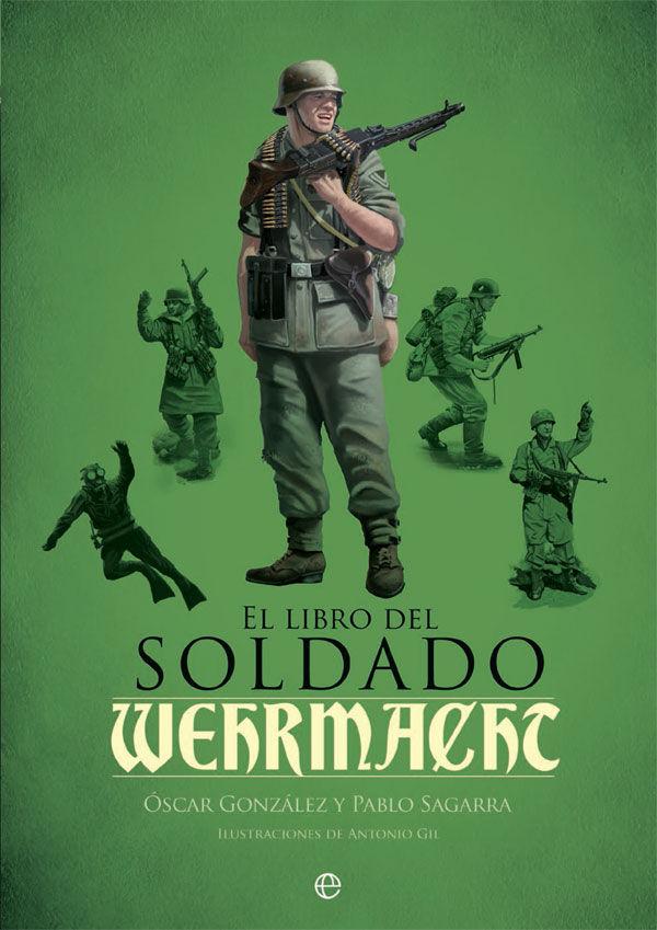 Libro del soldado de la wehrmacht,el