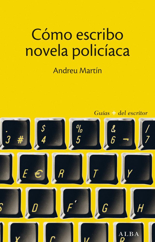 Como escribo novela policiaca