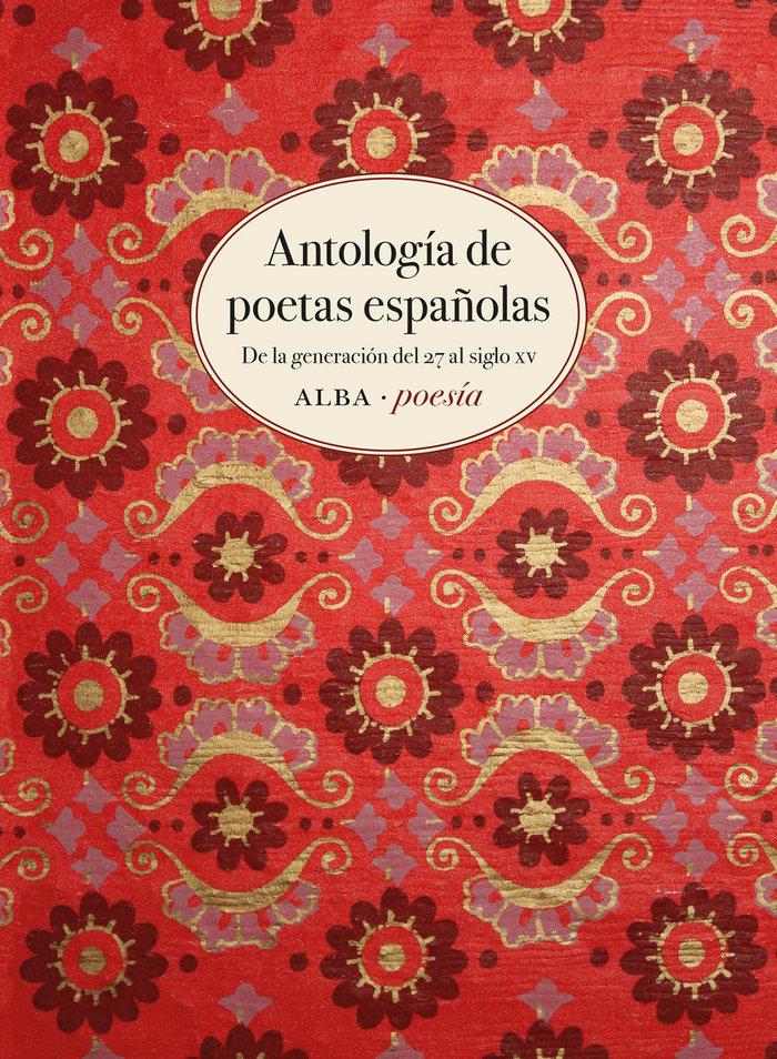 Antologia de poetas españolas