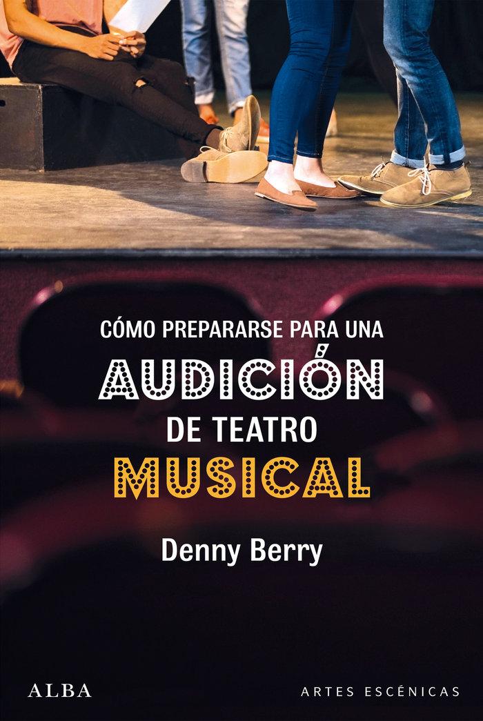 Como prepararse para una audicion de teatro musical