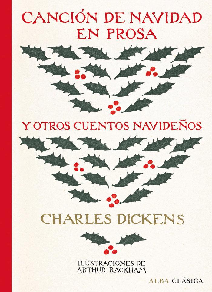 Cancion de navidad en prosa y otros cuentos navideños