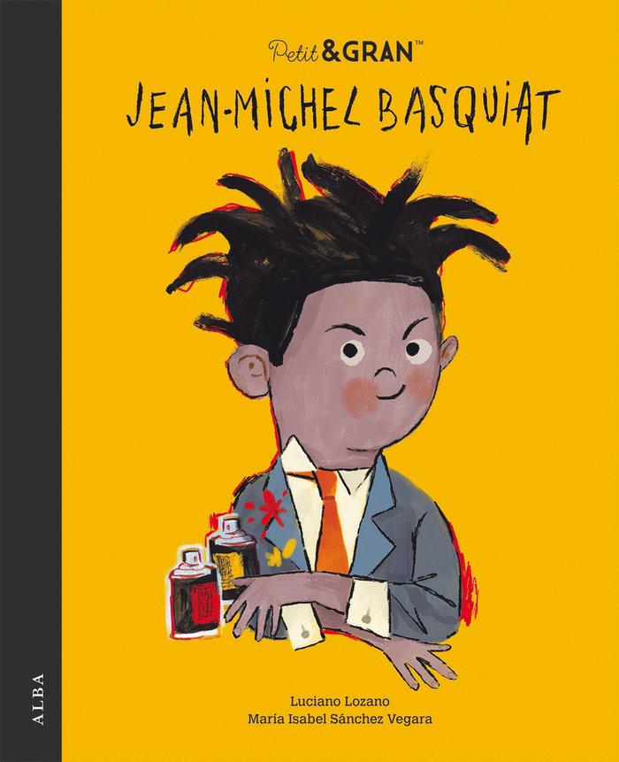 Petit & gran jean michel basquiat