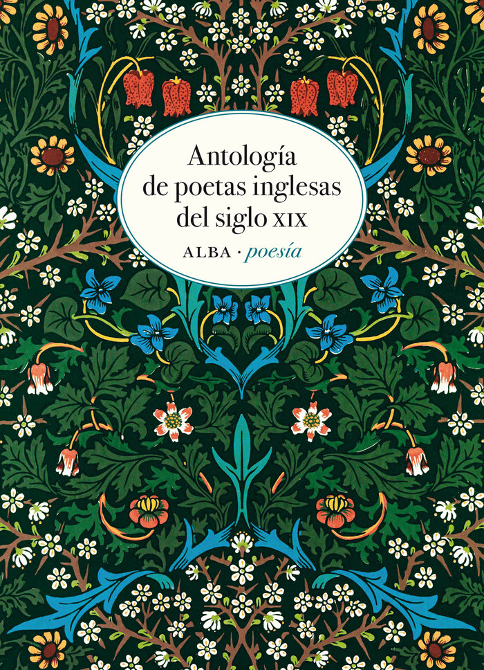 Poetas inglesas del siglo xix antologia
