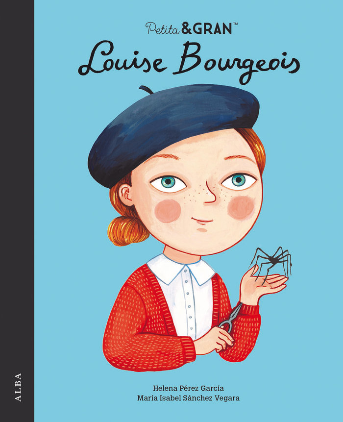 Petita i gran louise bourgeois