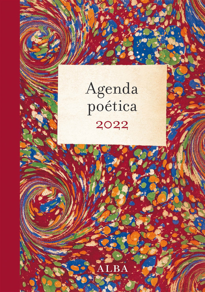 Agenda poetica 2022