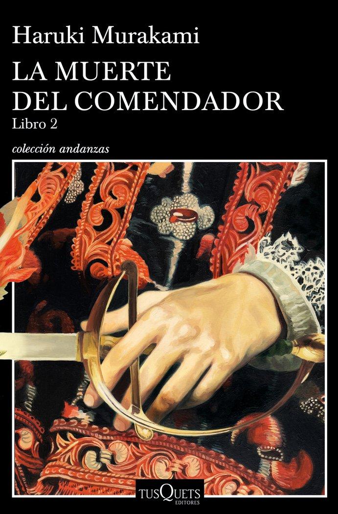 Muerte del comendador (libro 2)