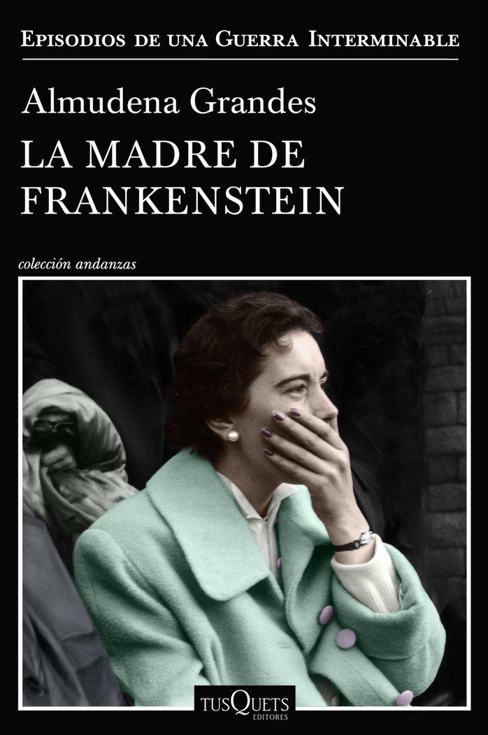 Madre de frankenstein,la