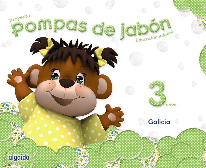 Pompas de jabon 3años galicia 14