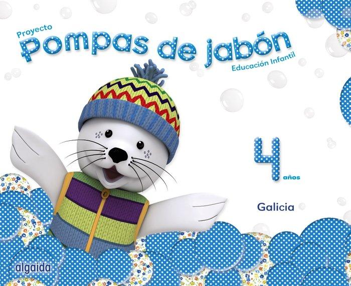 Pompas de jabon 4años galicia 14