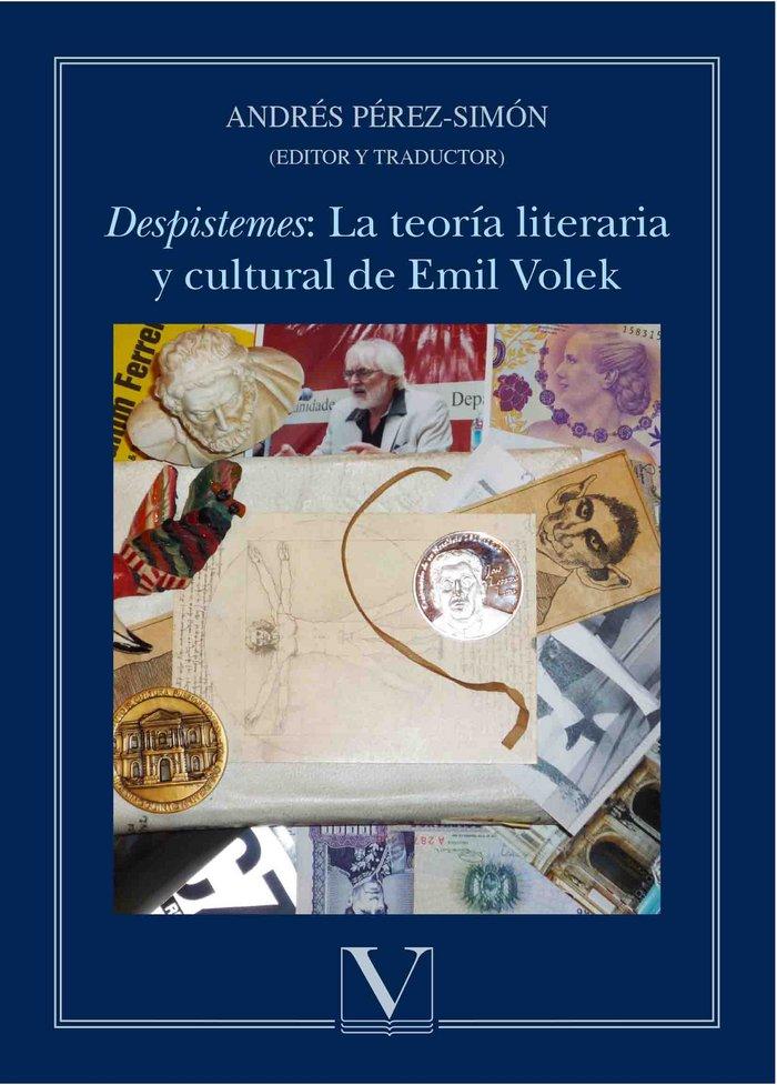 Despistemes la teoria literaria y cultural de emil volek