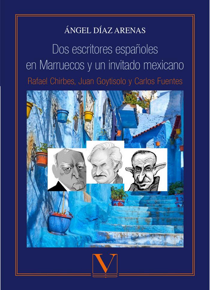 Dos escritores españoles en marruecos y un invitado mexicano