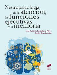 Neuropsicologia de la atencion, las funciones ejecutivas y l