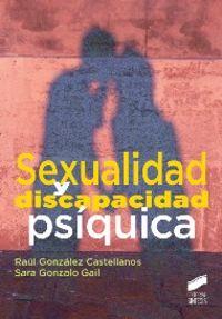 Sexualidad y discapacidad psiquica