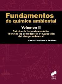 Fundamentos de quimica ambiental