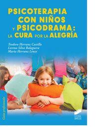 Psicoterapia con niÑos y psicodrama