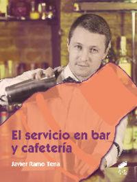 Servicio en bar y cafeteria, el