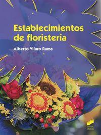 Establecimientos de floristeria