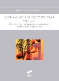 Fundamentos de psicobiologia vol.i