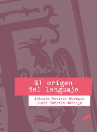 Origen del lenguaje, el
