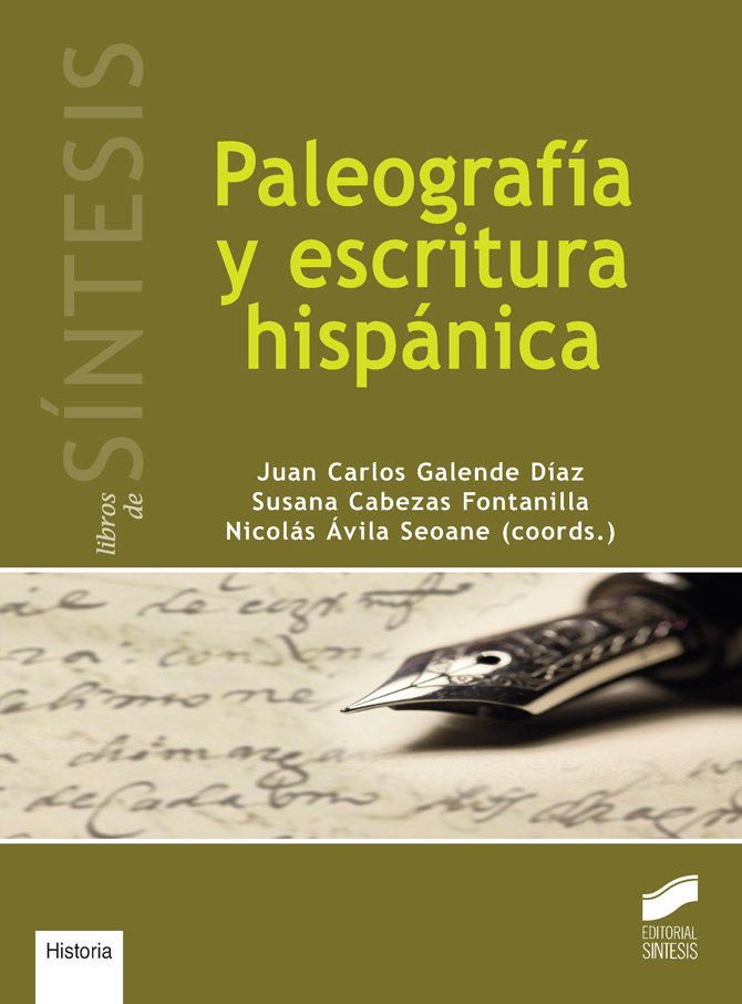 Paleografia y escritura hispanica