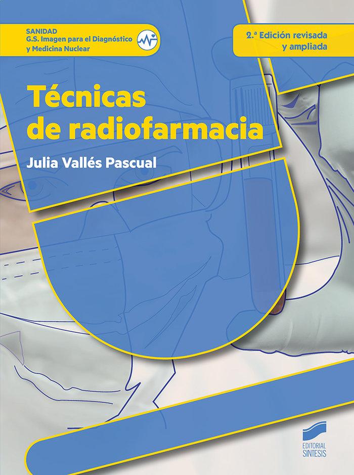 Tecnicas de radiofarmacia