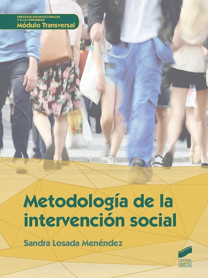 Metodologia de la intervencion social