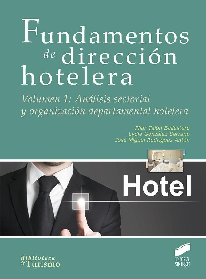 Fundamentos de direccion hotelera
