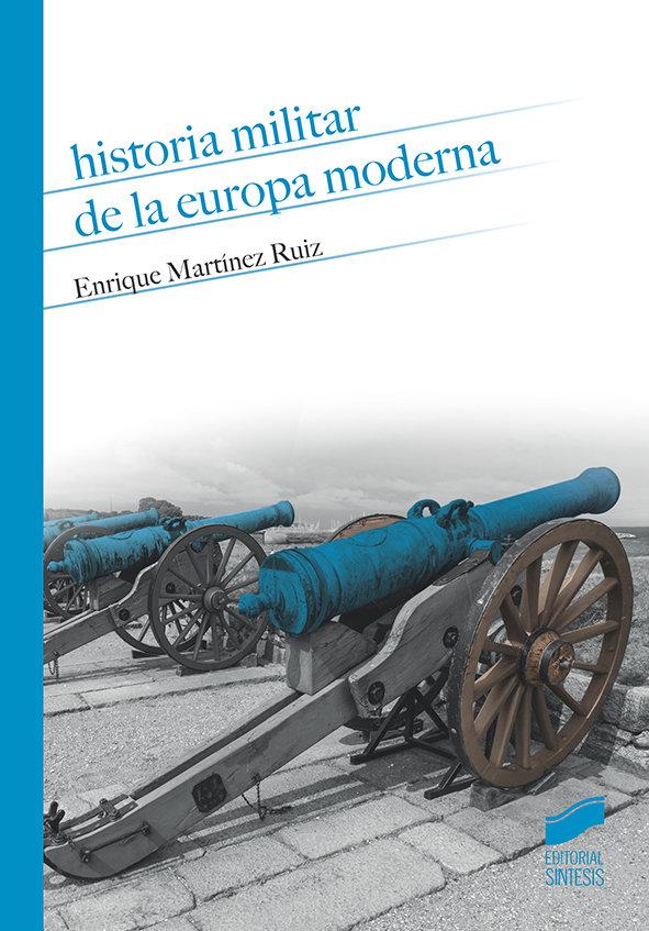 Historia militar de la europa moderna