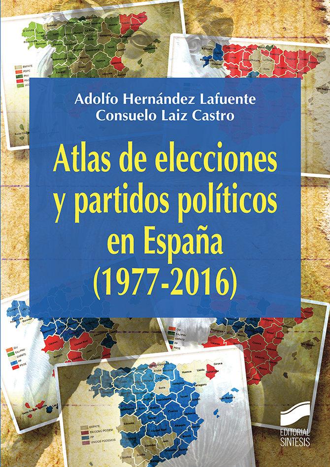Atlas de elecciones y partidos politicos