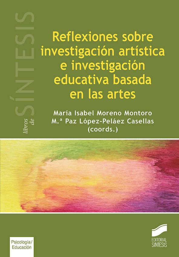 Reflexiones sobre investigacion artistica e investigacion ed