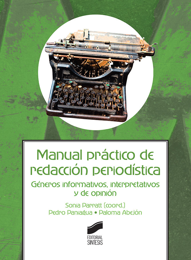 Manual practico de redaccion periodistica