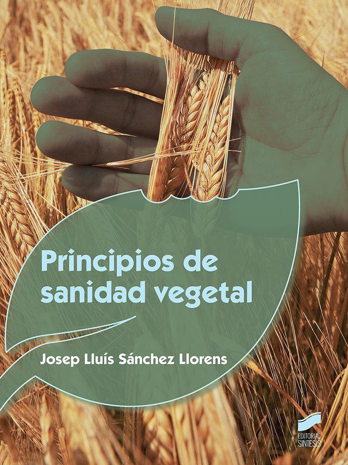 Principios sanidad vegetal