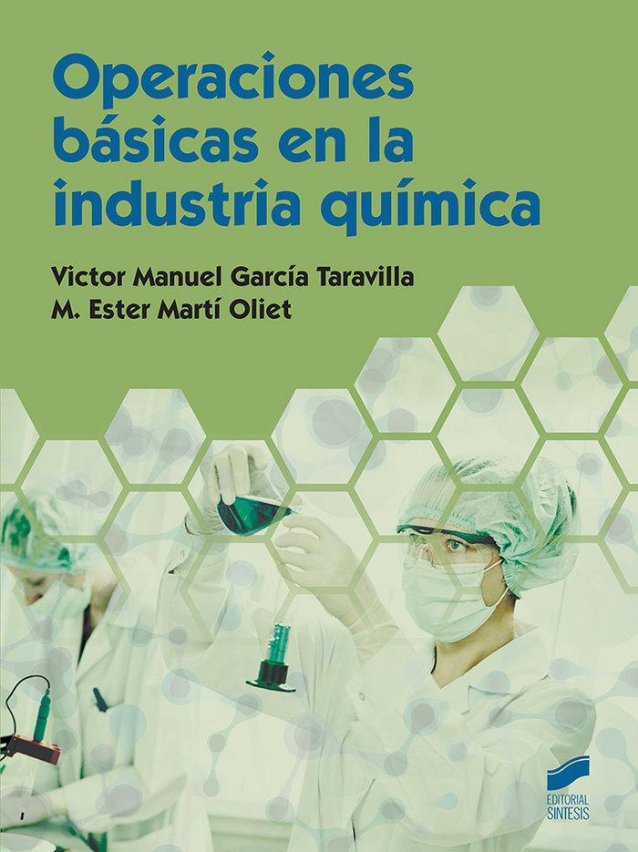 Operaciones basicas industria quimica
