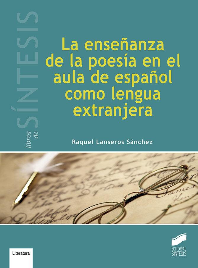 Enseñanza de la poesia en el aula de español lengua extranj