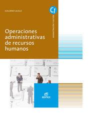 Operaciones administ.recursos humanos gm 16 cf