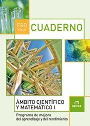 Cuaderno ambito cientifico matematico i pmar 16