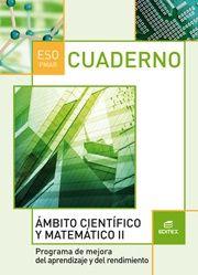 Cuaderno ambito cientif.matematico ii pmar 16