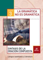 Cuaderno lengua 3 gramatica no dramatica 17