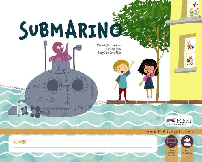 Submarino libro del alumno