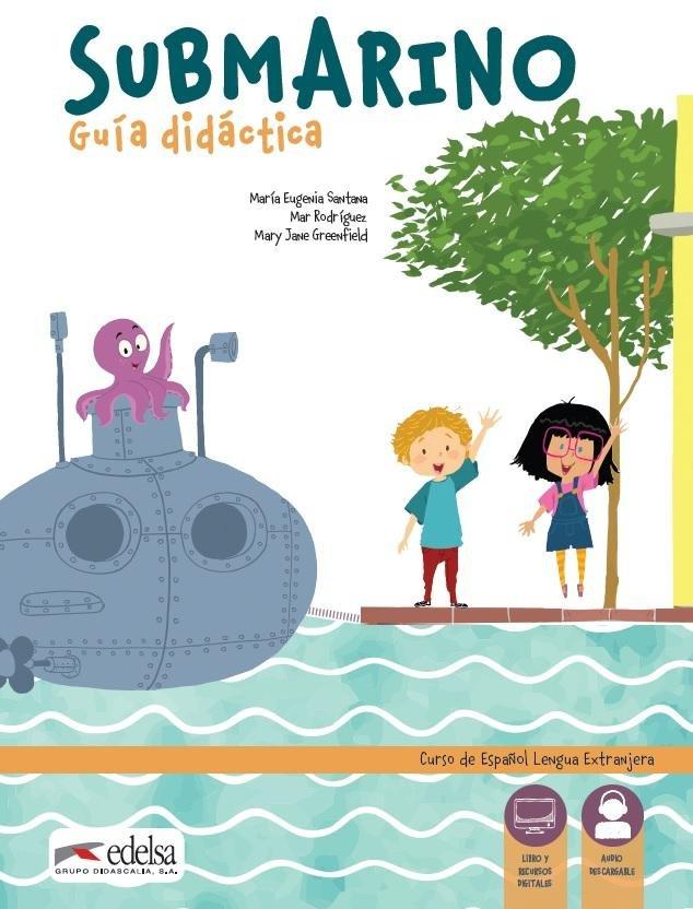 Submarino guia didactica