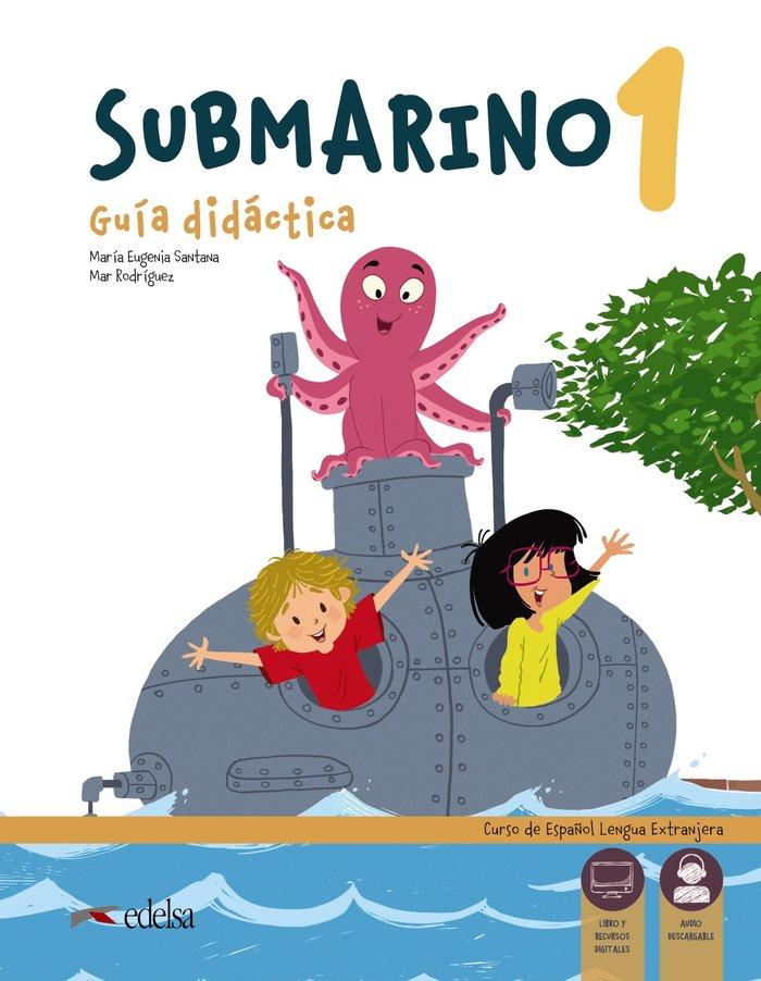Submarino 1 guia didactica