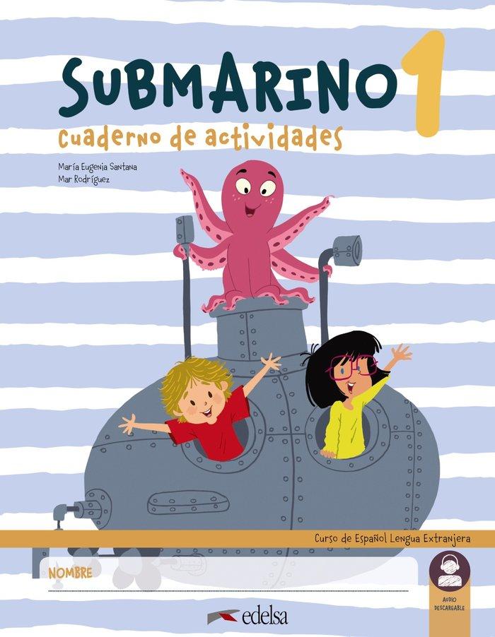 Submarino 1 cuaderno de actividades