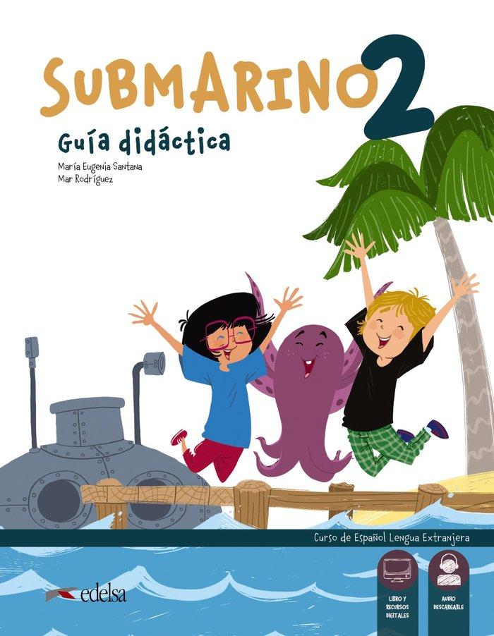 Submarino 2 libro del profesor