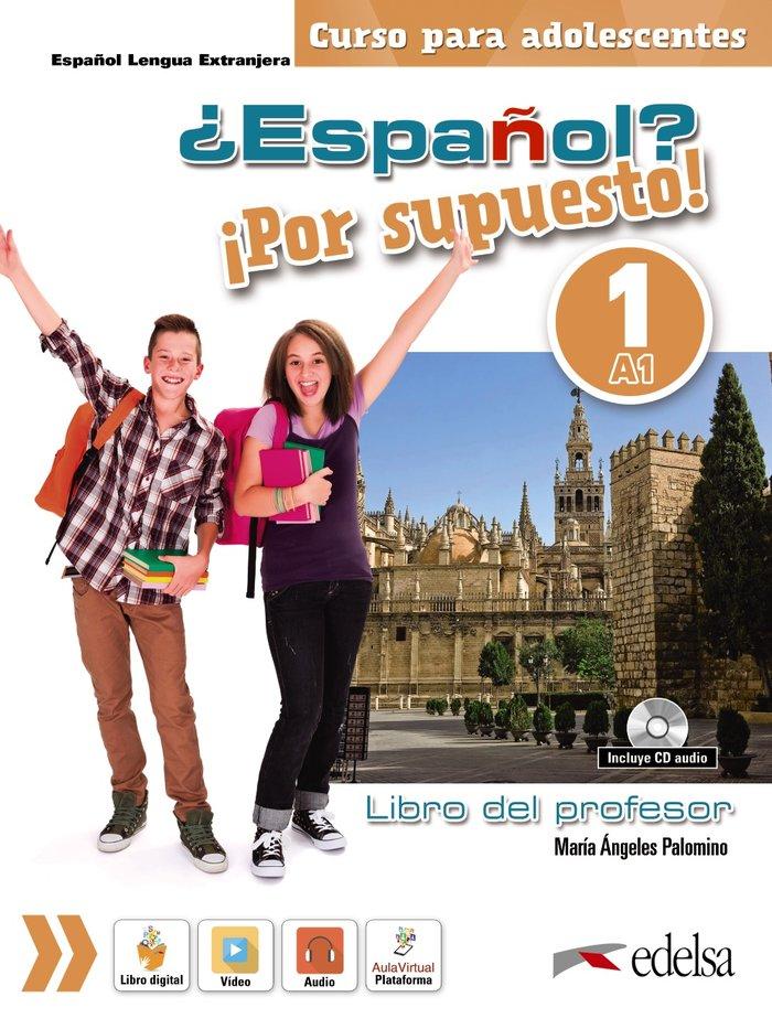 Español por supuesto 1 a1 libro del profesor