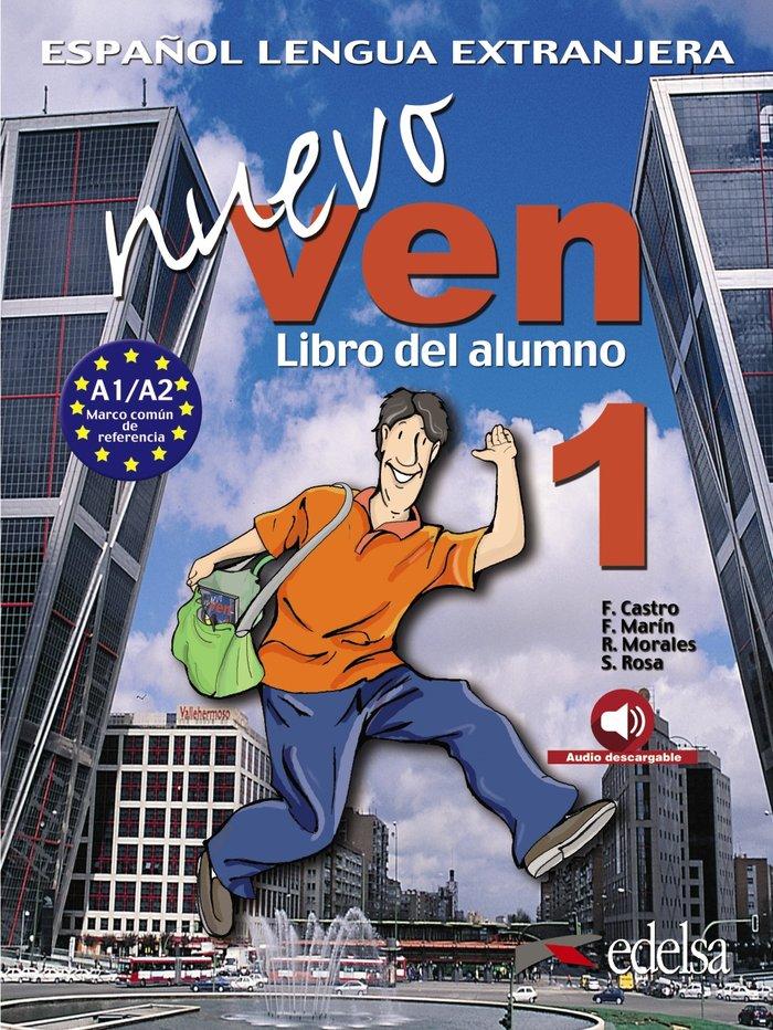 Nuevo ven 1 libro del alumno