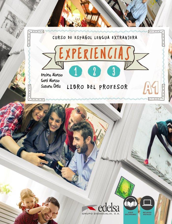 Experiencias 1 3 nivel a1 libro del profesor