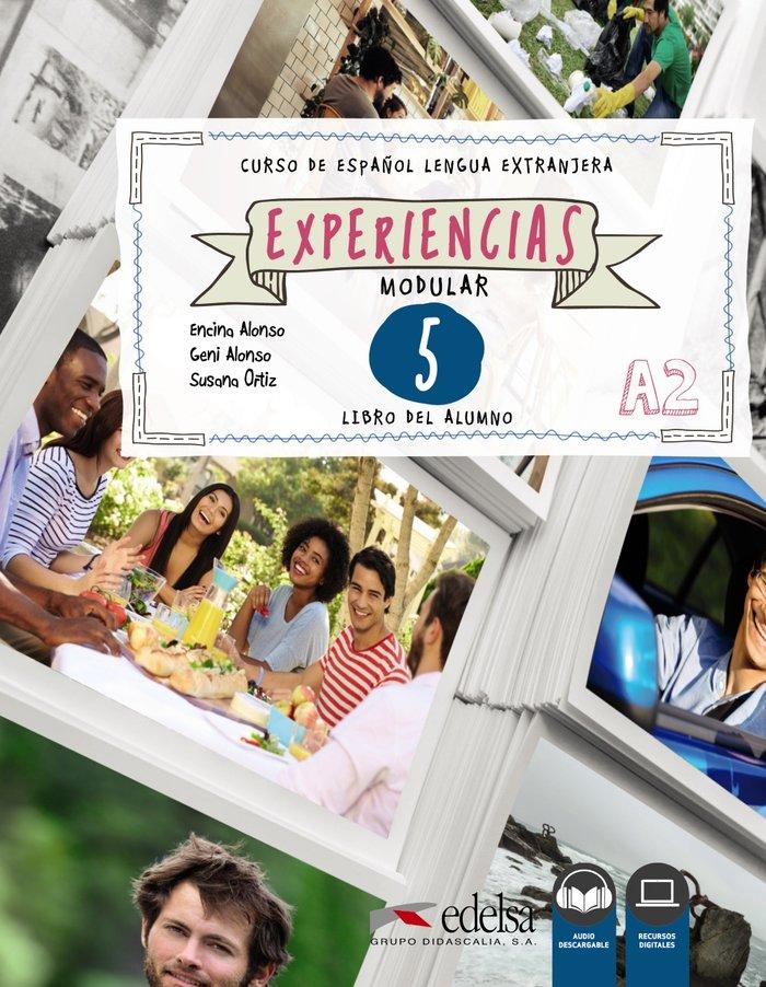Experiencias 5 a2 libro del alumno