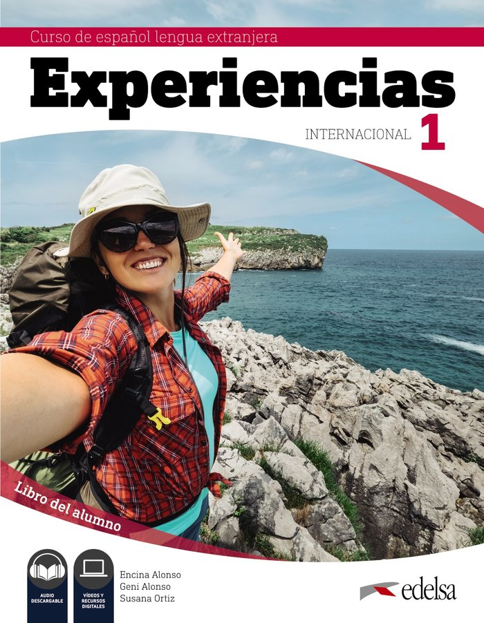 Experiencias internacional a1. libro del alumno