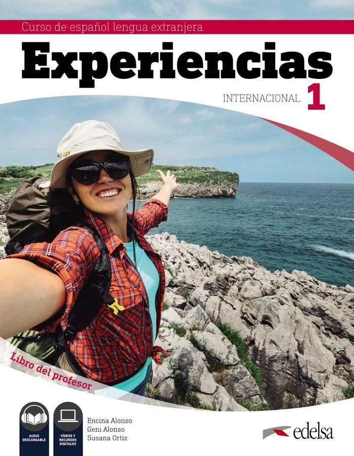 Experiencias internacional 1 libro del profesor